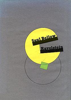 Ravelstein obálka knihy