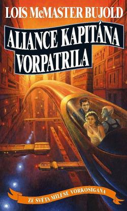 Aliance kapitána Vorpatrila obálka knihy