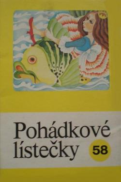 Pohádkové lístečky č. 58 obálka knihy