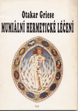 Mumiální hermetická léčba obálka knihy