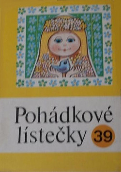 Pohádkové lístečky č. 39 obálka knihy