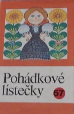 Pohádkové lístečky č. 57 obálka knihy