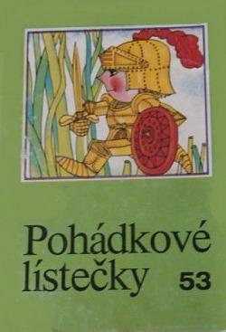 Pohádkové lístečky č. 53 obálka knihy