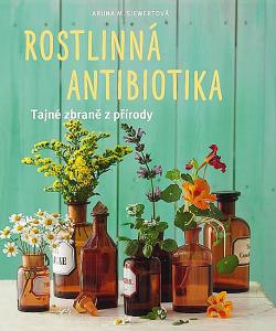 Rostlinná antibiotika obálka knihy