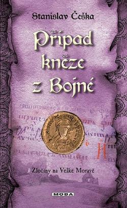 Případ kněze z Bojné obálka knihy