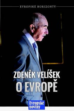 Zdeněk Velíšek o Evropě obálka knihy