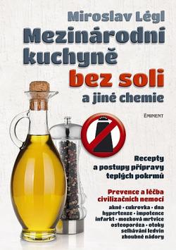 Mezinárodní kuchyně bez soli a jiné chemie obálka knihy