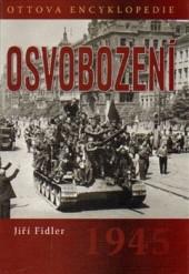 Osvobození 1945 obálka knihy