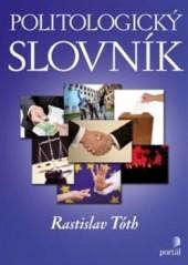 Politologický slovník obálka knihy
