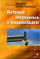 Krizová intervence v kazuistikách obálka knihy