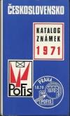 Katalog známek Československo 1971