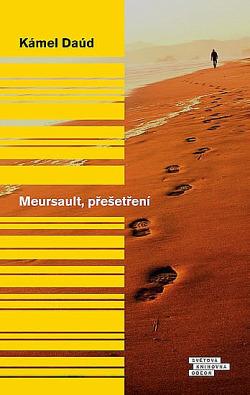Meursault, přešetření obálka knihy