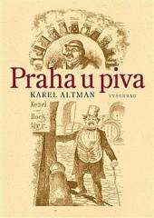 Praha u piva obálka knihy