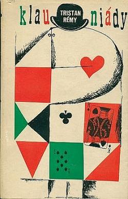 Klauniády obálka knihy