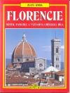 Zlatá kniha Florencie - Město, památky a významná umělecká díla
