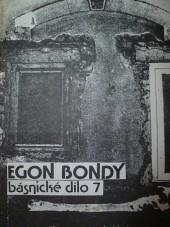 Básnické dílo sv. 7 (básnické sbírky z let 1971–1974)