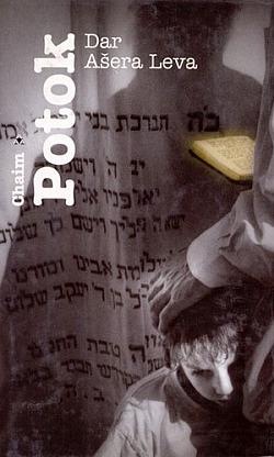 Dar Ašera Leva obálka knihy