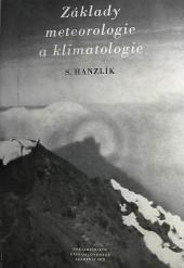 Základy meteorologie a klimatologie