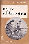 Dějiny selského stavu