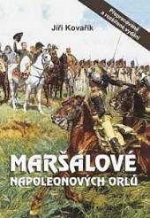 Maršálové Napoleonových orlů obálka knihy
