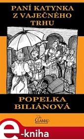 Paní Katynka z Vaječného trhu obálka knihy