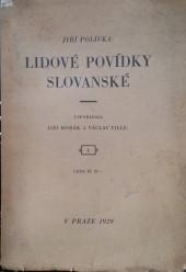 Lidové povídky slovanské