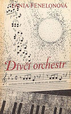 Dívčí orchestr obálka knihy
