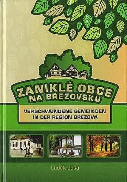 Zaniklé obce na Březovsku obálka knihy