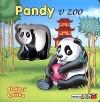 Pandy v zoo Pískací knížka