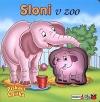 Sloni v zoo Pískací knížka