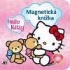 Hello Kitty Magnetická knížka