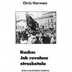 Rusko: Jak revoluce ztroskotala obálka knihy