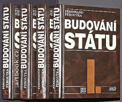 Budování státu - komplet obálka knihy