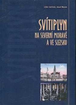 Svítiplyn na severní Moravě a ve Slezsku obálka knihy