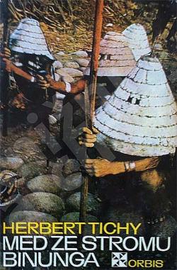 Med ze stromu Binunga obálka knihy