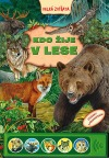 Kdo žije v lese - Zvuková knížka