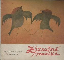Zázračná muzika obálka knihy