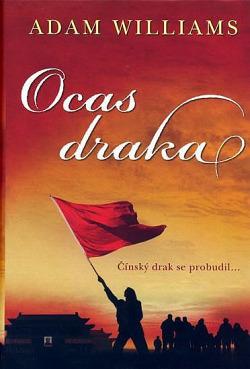 Ocas draka obálka knihy