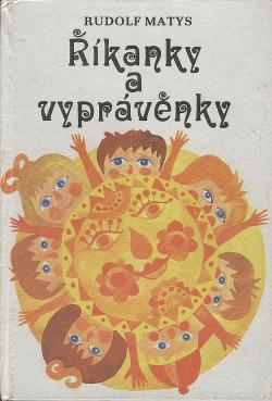 Říkánky a vyprávěnky obálka knihy