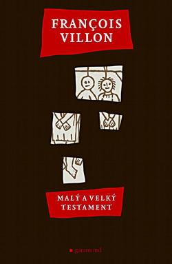 Malý a Velký testament obálka knihy