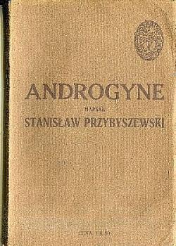 Androgyne obálka knihy