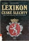 Lexikon české šlechty I.