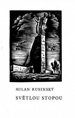 Světlou stopou obálka knihy