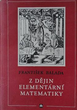 Z dějin elementární matematiky