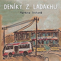 Deníky z Ladakhu obálka knihy