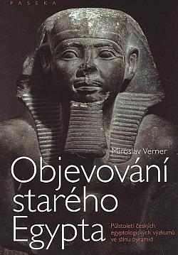 Objevování starého Egypta obálka knihy