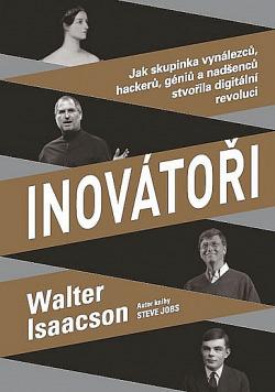 Inovátoři obálka knihy