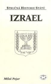 Izrael obálka knihy