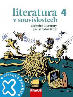 Literatura v souvislostech pro SŠ 4 - Učebnice obálka knihy