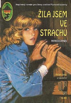 Žila jsem ve strachu obálka knihy